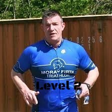Kevin Hastie Coach Moray Firth Triathlon Club