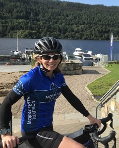 sarah-mcgregor social secretary moray firth triathlon club